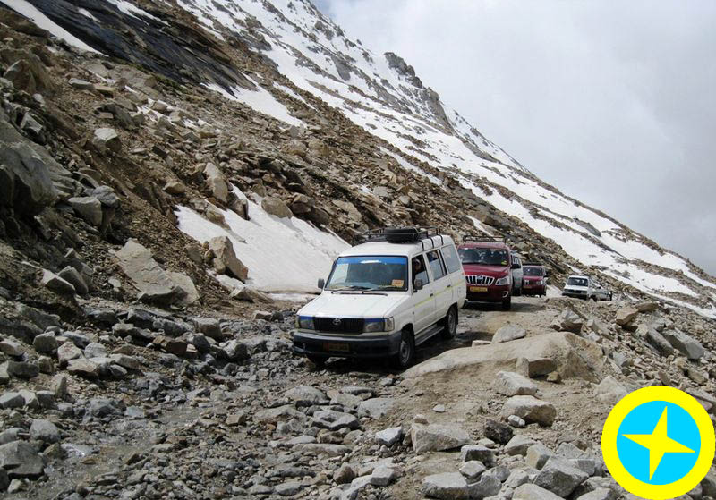 نام: worlds-3rd-highest-motorable-road-chnagla-post-ladakh.jpg نمایش: 79 اندازه: 174.7 کیلو بایت